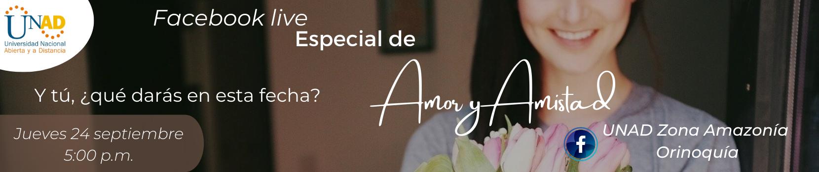 Especial Amor Y Amistad Principal Eventos Universidad Nacional Abierta Y A Distancia Unad