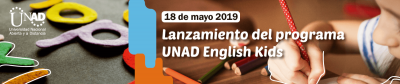 Lanzamiento del programa UNAD ENGLISH KIDS
